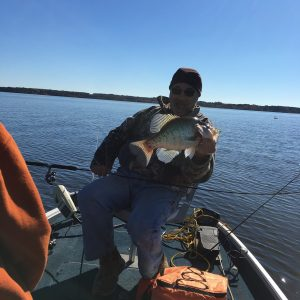 Lake O' the Pines, Crappie fishing, fishing report, lake record crappie,