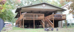 Lake O' the Pines Vacation Rental, Jefferson Texas, Pine Cove Cabin, places to stay, cabin